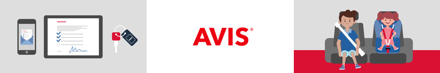 AVIS – How to rent a car in Europe